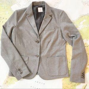 NWT GAP Academy Classic School Gray Blazer